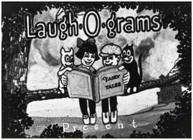 "Walt Disney's ""Laugh-O-Grams"""