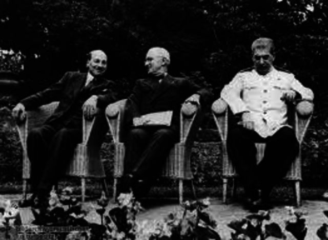 Potsdam Conferance
