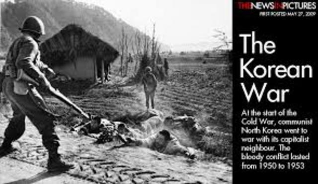 Korean War (American Involvment)