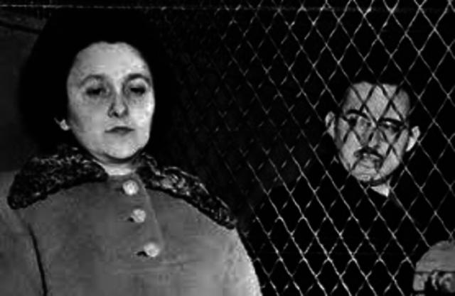 Julius and Ethel Roseenberg