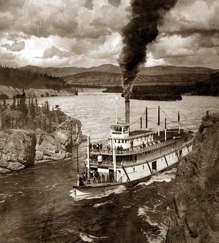 Inventing and Commericalizing the Steamboat