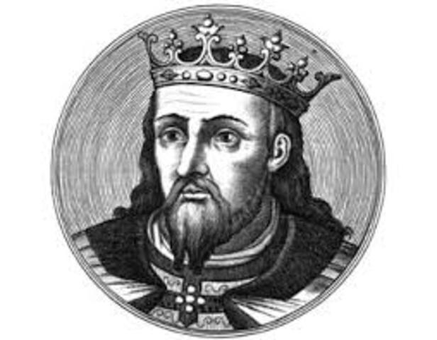 Sancho V Ramirez, El 14 de febrero de 1068 Sancho Ramírez viaja a Roma para consolidar el joven Reino de Aragón ofreciéndose en vasallaje al papa Alejandro II