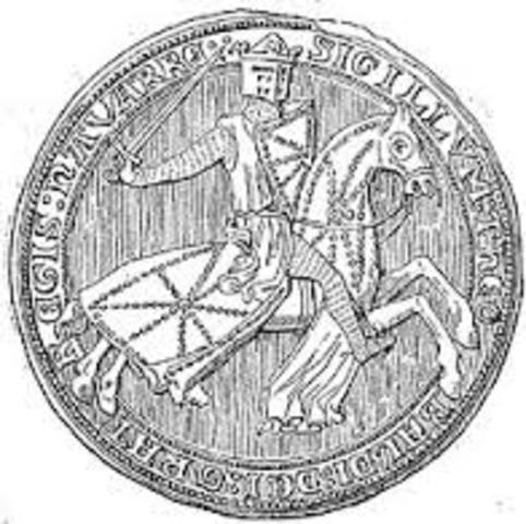 Teobaldo II el Joven, El 4 de julio de 1269, Teobaldo II zarpa con su ejército franco-navarro desde el puerto de Aigües-Mortes junto al rey de Francia Luis IX.
