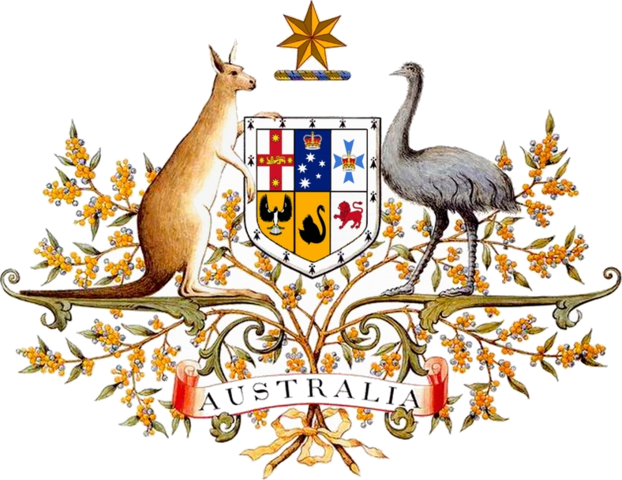 Australia becomes a federated nation