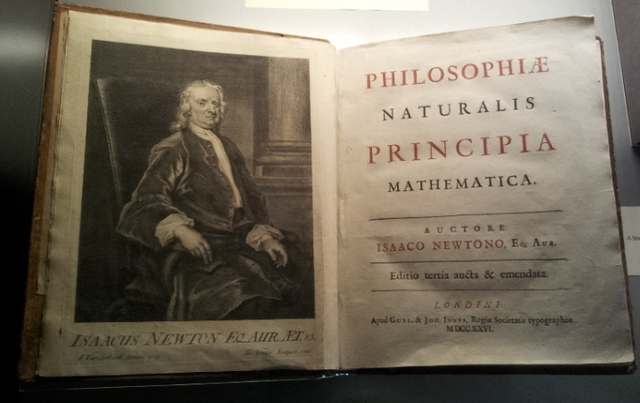 Sir Isaac Newton's Principia Mathematica