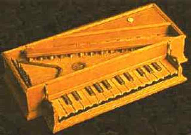 Piano - spinet