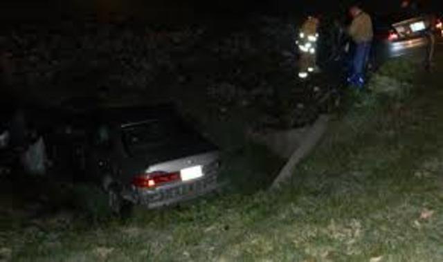 Ma mère et moi étions dans un accident de voiture.