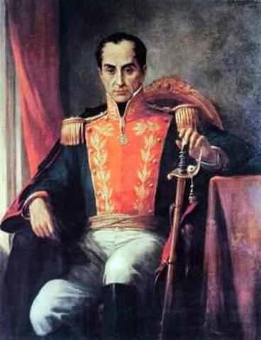 Bolivar comes back