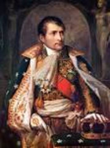 Napoleon Rebels against Latin America