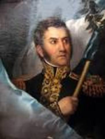 San Martin and Bolivar