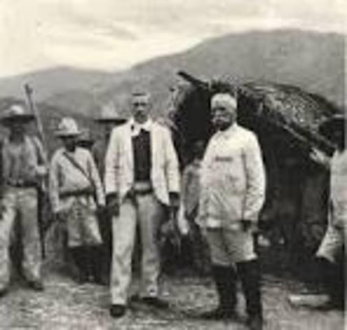 1895 Cuban War For Independence