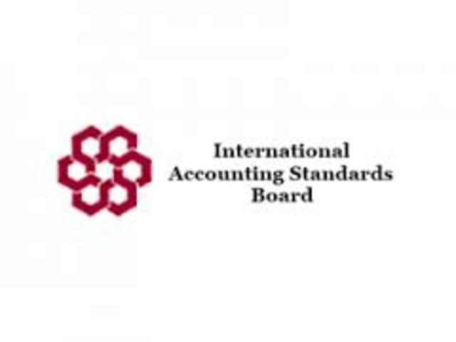 Acuerdo de IASC e IOSCO