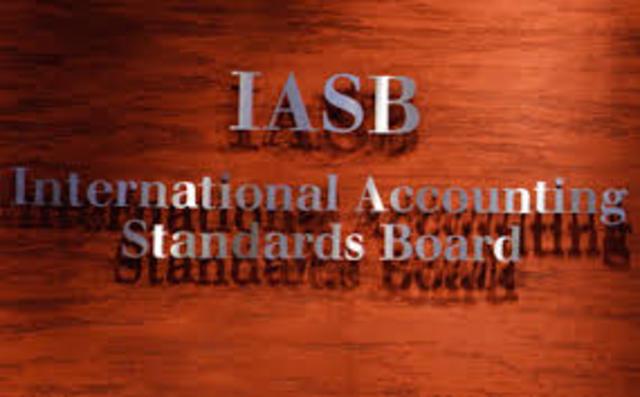 Reestructuración de IASB