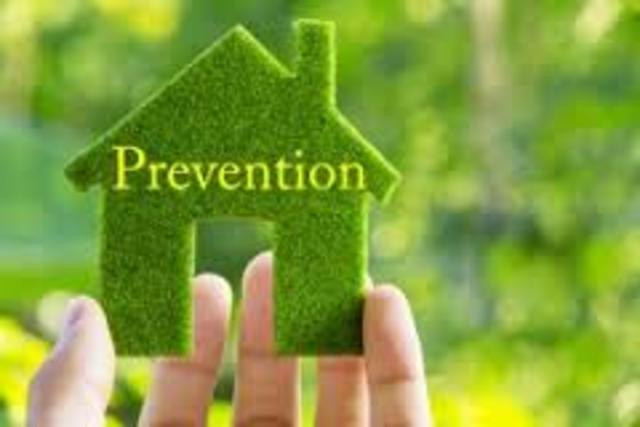 Long and Short Term Prevention *Other prevention is scattered throughout the timeline