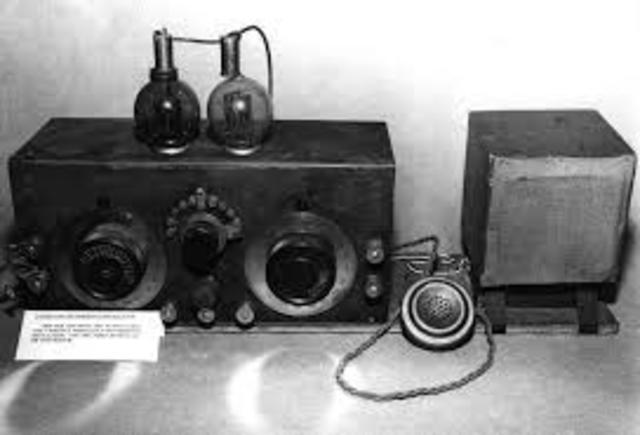 Radio Invented