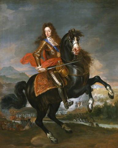 William III dies