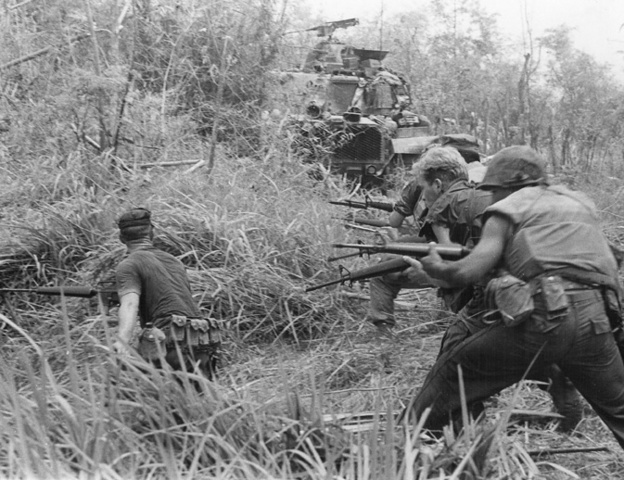 Vietnam War-American involvement