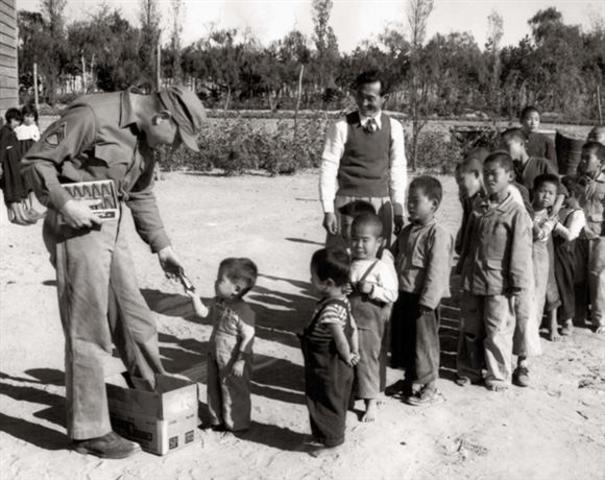Korean War - American involvement