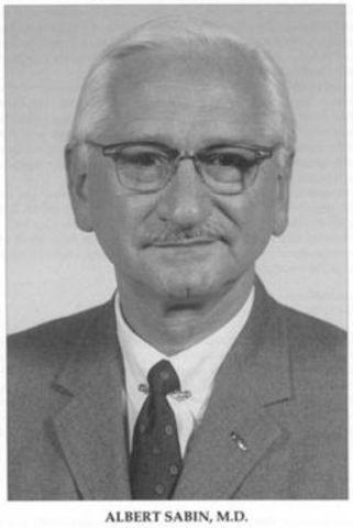 Albert Bruce Sabin