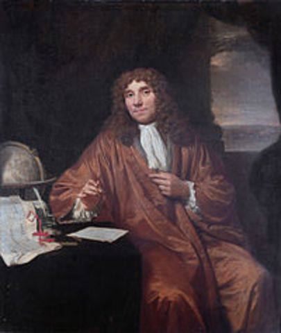 Antón van Leewenhoek