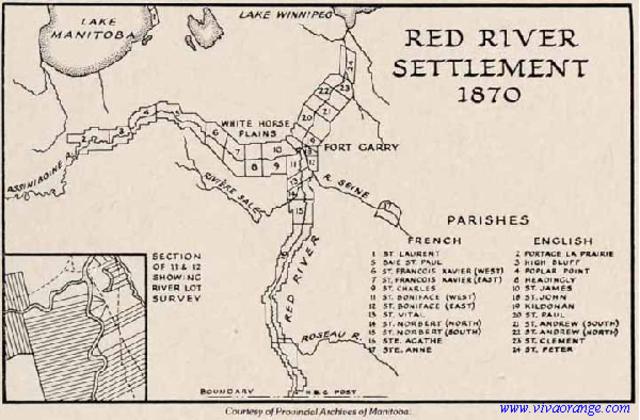 Métis Halt Land Survey
