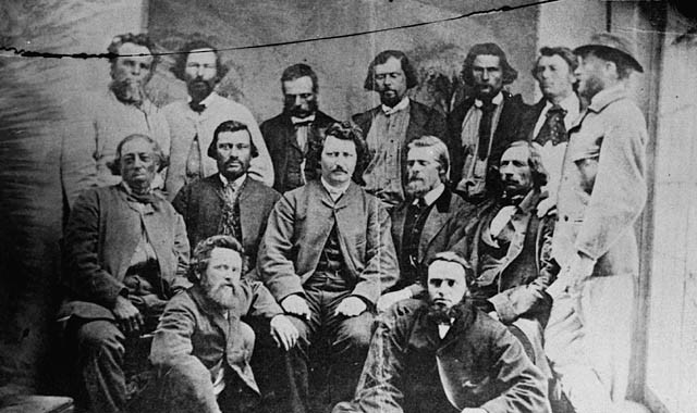 National Committee of the Métis Formed