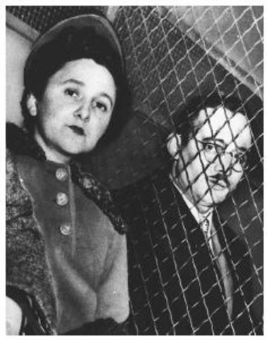 Julius and Ethal Rosenberg