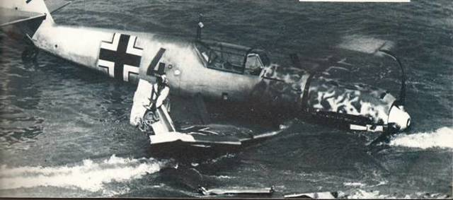 Ended of the battle of Britain