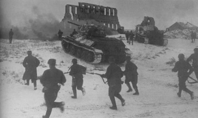 Soviet Union invasion