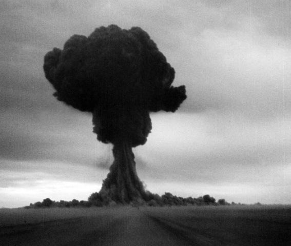 Soviet Union tests A-Bomb