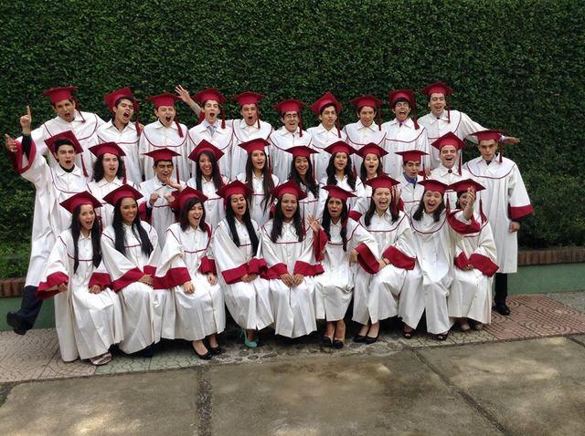 Graduacion de Bachiller en Ciencias & Letras
