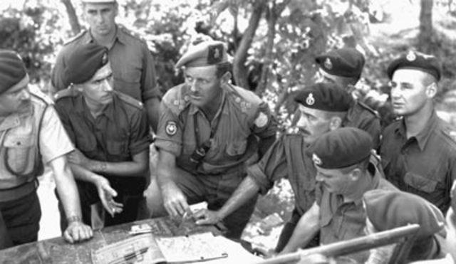 Canadas role in the Korean War