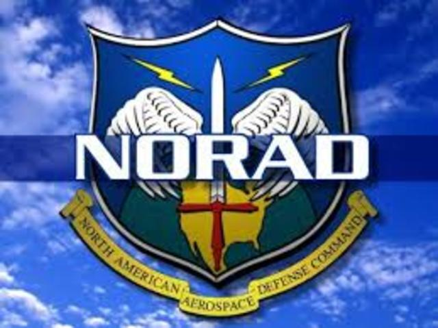 Canada Joins NORAD