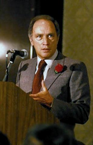 Trudeau PM 1968-1979 1980-1983