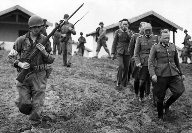 Fin de la campaña nazi en el norte de Africa