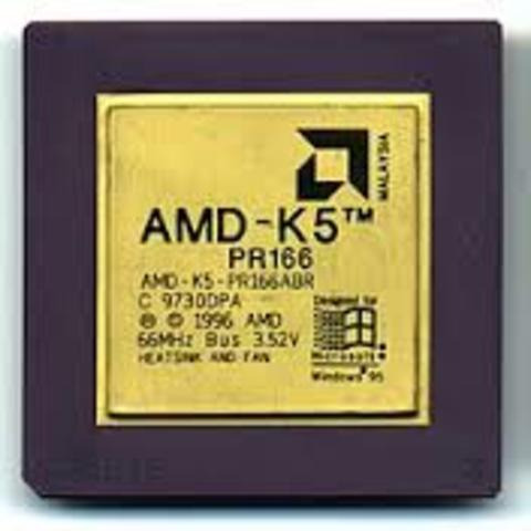 MICROPROCESADOR AMD K5