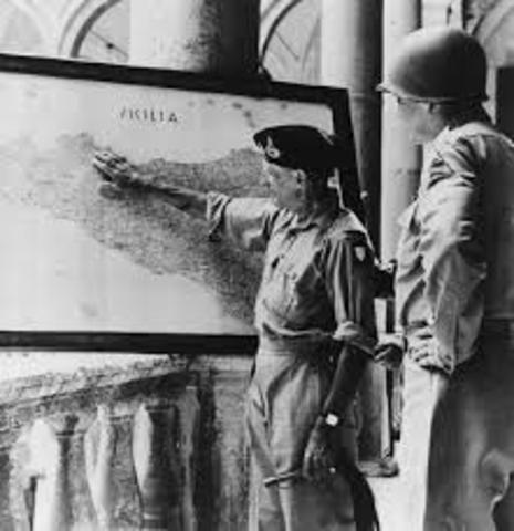Fin de la invasión de Sicilia