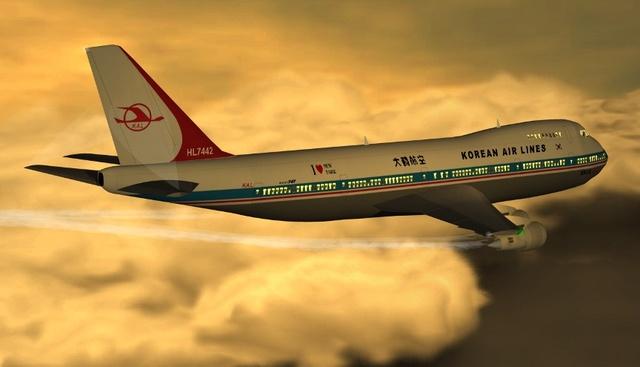 Korean Airlines Flight 007