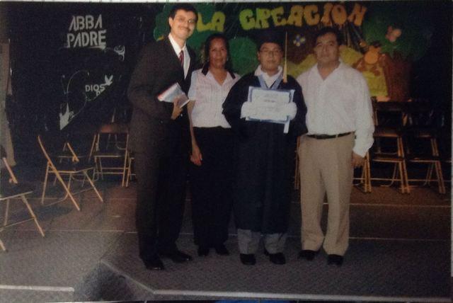 Graduación Sexto Primaria