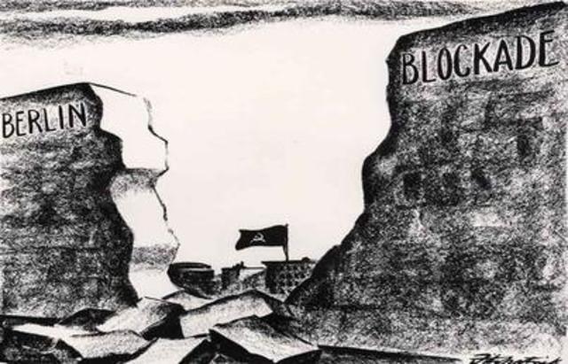 Berlin Blockade
