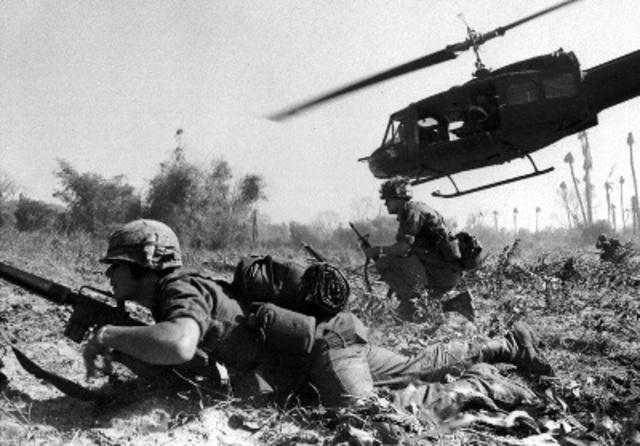 Vietnam War - American Involvment