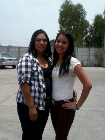 Cumpleaño de mi mamá