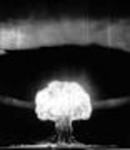 Soviet Union test A-Bomb