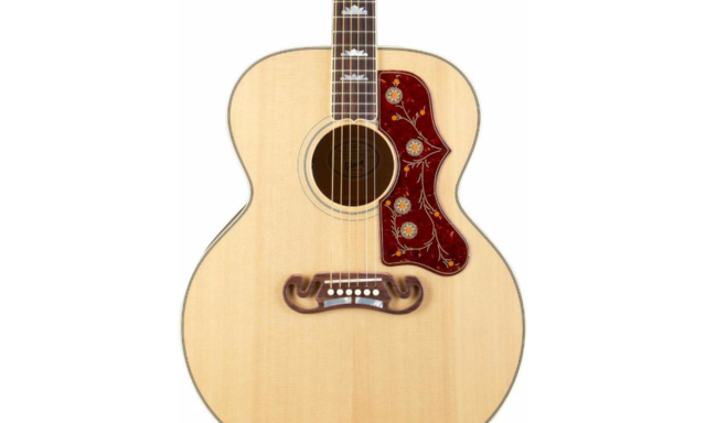 Traded in Martin DCPA4 (shaded) Ordered Gibson J-200