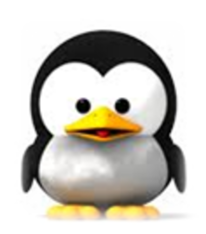 Pingüino Tux.