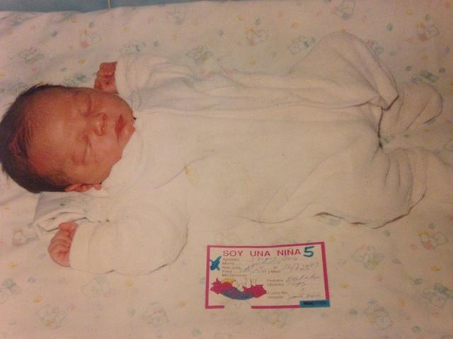 El día que nací