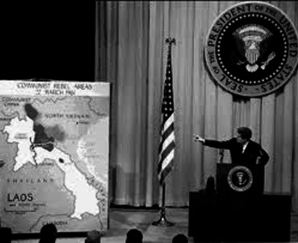 Vietnam War- American Involvement