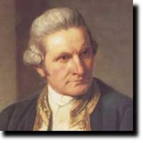 James Cook Discovers Eastern Australia