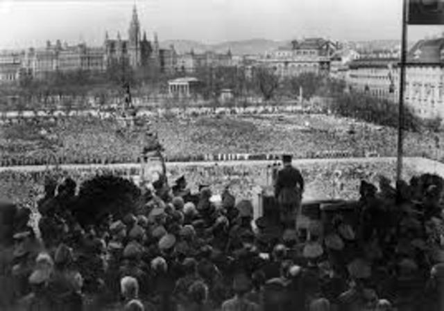 Hitler's Anschluss