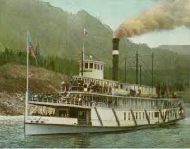 Science and Technology/Steamboats